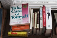Books: betty white, Ronald Regan, Italian pride