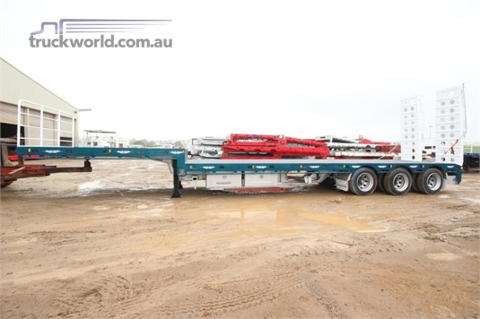 2020 Freightmore Transport Drop Deck Trailer - Trailers for Sale