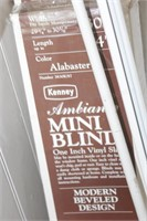 Blinds & window treatments