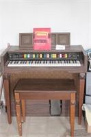 Electric Organ - Lowrey teenie genie