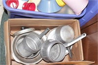 Tupperware, Pots & pans & thermos