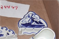 Delph Holland pottery & Japan