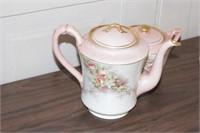 Haviland France - tea pot, cream & sugar