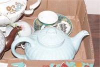 Hall Teapot & others