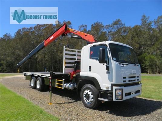 2014 Isuzu FVY 1400 Auto Midcoast Trucks - Trucks for Sale