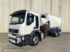 Volvo FE280 6x4|Garbage Compactors|Tipping Tray