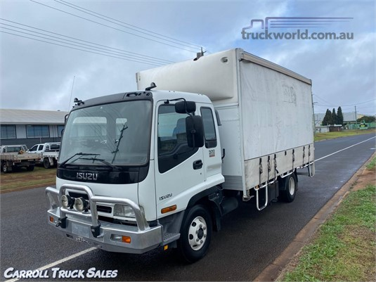2007 Isuzu FRR Carroll Truck Sales Queensland - Trucks for Sale