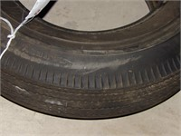 U.S. Royal Tire - 7.00-14 - Blackwall