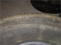 Pair of General Tires - P255/70R16