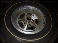 4 Amoco Tires - H70-14