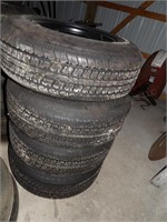 4 Goodyear Tires- Eagle ST Like New -P225-70R15