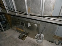 Stainless Steel Sheeting W/some Aluminum