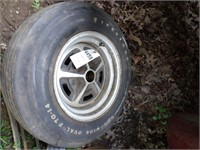 """2 GM 14"""" Factory Mags - 1 W/ Tire"""