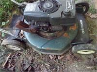 Craftsman Eager-1 Push Lawnmower