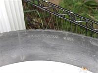 3 Aluminum Mag Wheels - 5 Bolt Pattern