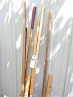 Yard Tools - 9 Pc