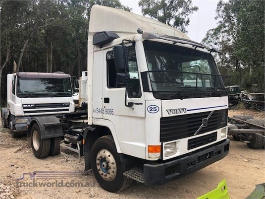 1996 Volvo FL7 - Wrecking for Sale