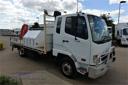 2008 Fuso FK600 - Trucks for Sale