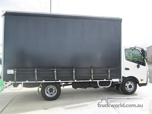 2012 Hino 300 Series 917 - Trucks for Sale