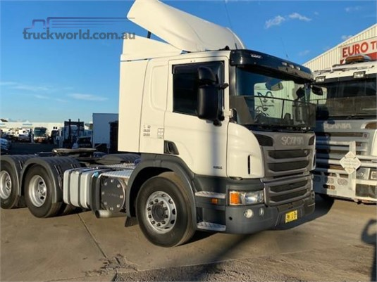 2013 Scania P440 - Trucks for Sale