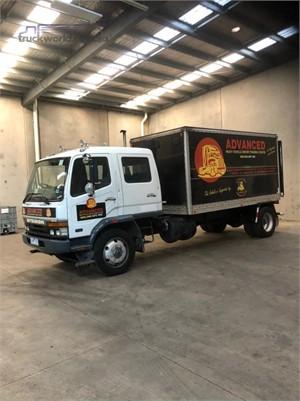 1992 Mitsubishi FM - Trucks for Sale