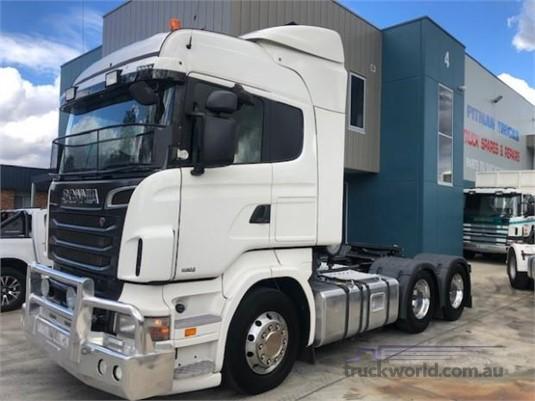 2012 Scania R500 - Trucks for Sale