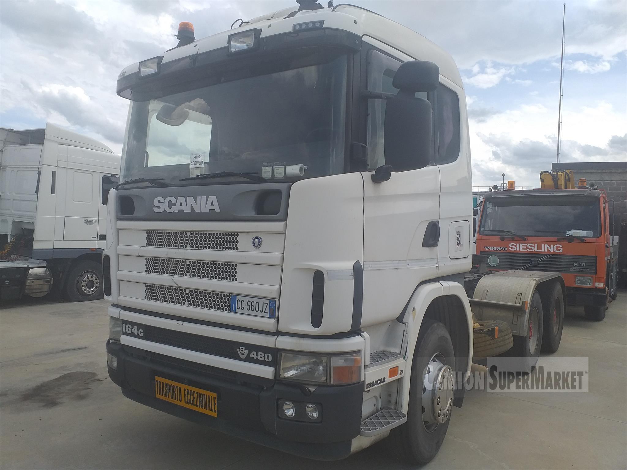 Scania P164.480