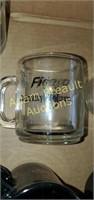 12 Pontiac Fiero coffee mugs and tumblers