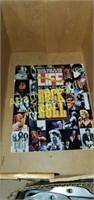 Box lot - vintage Life, Post & Look Magazines