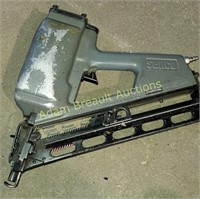 Senco pneumatic framing gun, mod SNIV
