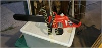 Homelite model UT43122B electric chainsaw