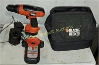 Black & Decker Bullseye laser level stud finder