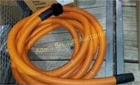 """Approximately 25 ft 1 1/2"""" vacuum hose"""