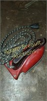 Vintage 6 in clothes iron
