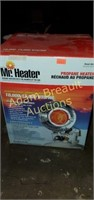 Mr. Heater 10 to 15000 BTU propane heater
