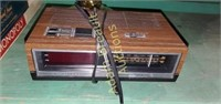 Vintage general electric electronic digital alarm