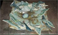 Custom made pottery 11 inch decorative platter