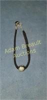 6 assorted bracelets