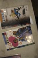 10 VARIETY  COMICS