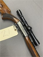 Browning 22 Auto Model 22lr Cal. Semi Auto Rifle