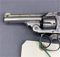 Smith &wesson Safety Hammerless Model 325&w Cal.