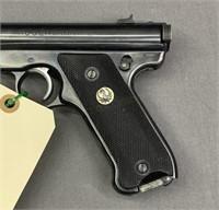 Ruger Standard Model 22lr 9 Shot Semi Auto Pistol