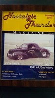 1941 AA/Gas Willy's 2 door coupe custom hot rod