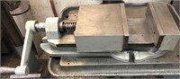 Milling machine vise