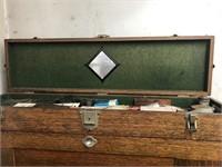 H.Gerstner & Sons model 044 wooden 6 drawer
