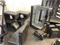 Large lot of machinist related items to include;