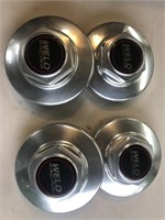 Set of 4 racing hubs