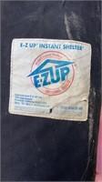 E-Z Up pop up canopy, size unknown