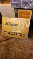 Large lot of Nikon camera accessories