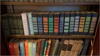 Large collection of older books including